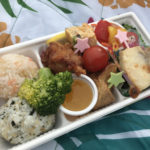 愛知県大府市のげんきの郷で骨育弁当(子供用)を買ってみました