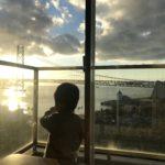 【宿泊レポ】シーサイドホテル舞子ビラ神戸 緑風館 和洋室【明石海峡大橋と電車の見える部屋】
